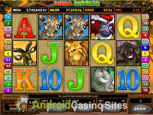 slot games android