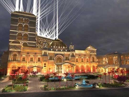 Proposed Grand Mariana Casino & Hotel Resort